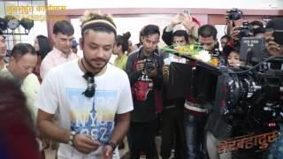 Sher Bahadur - Nepali Movie (Launch Ceremony) Sunil Thapa | Karma | Menuka Pradhan | Rabindra Jha