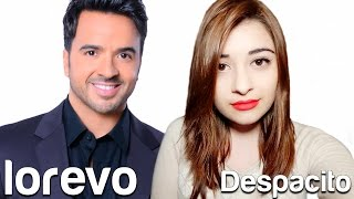 Despacito - Luis Fonsi ft. Daddy Yankee (Cover by Lorena Lawliet)