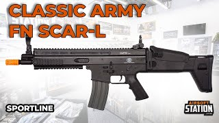 Classic Army FN SCAR-L Sportline AEG Overview