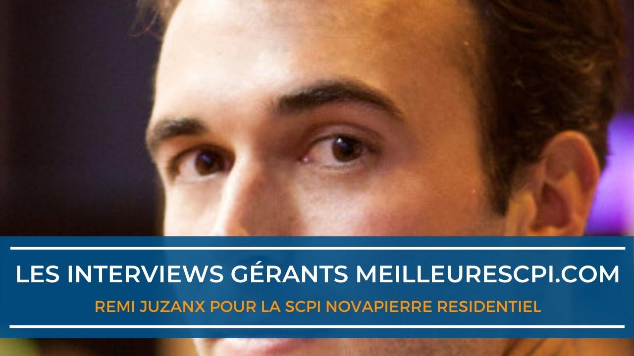 SCPI Novapierre Résidentiel