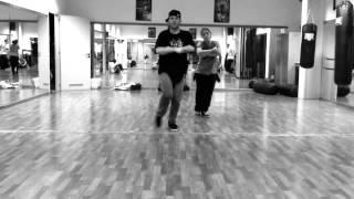 Enrique Iglesias - Heartbeat (feat Nicole Scherzinger) - choreography by OscaRnB