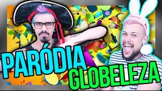 PARÓDIA 'GLOBELEZA' - Sem dinheiro pra folia | Diva Depressão