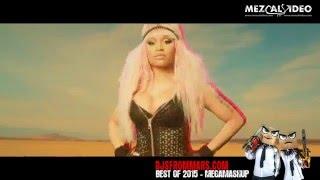 "DJS FROM MARS - BEST OF 2015 - MEGAMASHUP (40 SONGS IN 3.30"")"