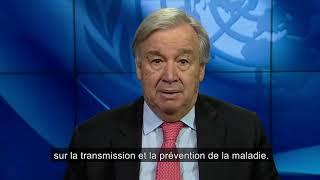 Message du SG de l'ONU à l'occasion de la journée des nations unies pour la fonction publique