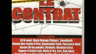 Le Contrat - Sud Conscient Feat. Demon One - Dis Leurs Qu'On Arrive