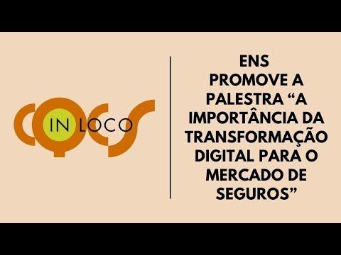 """Imagem post: ENS promove palestra """"A importância da transformação digital para o mercado de seguros"""""""