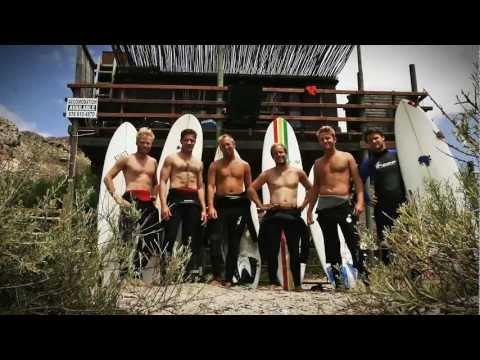Surftrip to Elandsbay – South Africa
