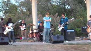 Pearl Jam - Porch cover performed by Rock University