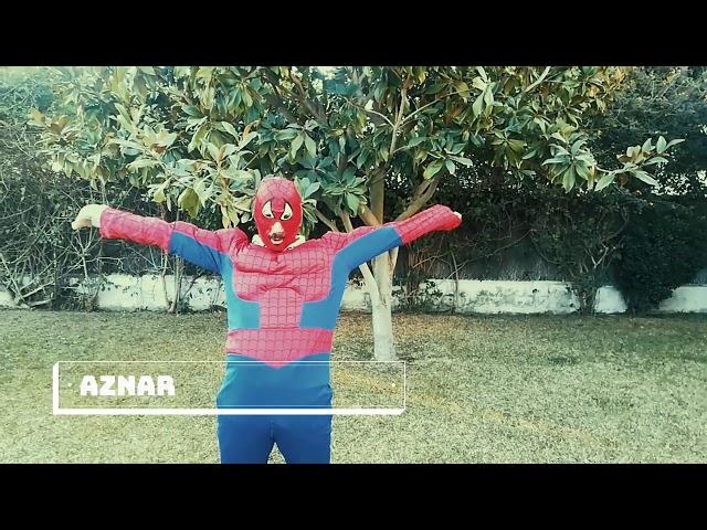 The Nameless Four - I am a Superhero
