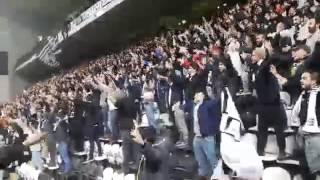 Haka do Vitoria SC no Estádio do Bessa