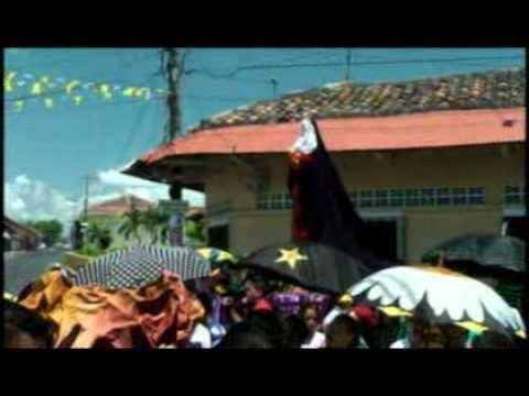 Jesús del Gran Poder Via Sacra 2011 Granada, Nicaragua