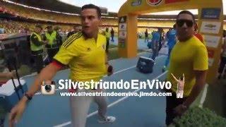 Detras De Camaras Silvestre Dangond En El Metropolitano @SilvesEnVivo