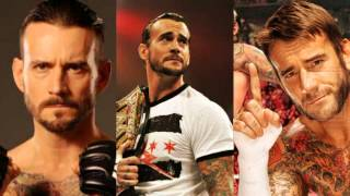 CM PUNK ufc theme song-: trailer