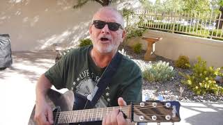 Acoustic Bruce cover of Fortunate Son by Creedence Clearwater Revival