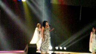 Marie-Eve Plante sings Hallelujah