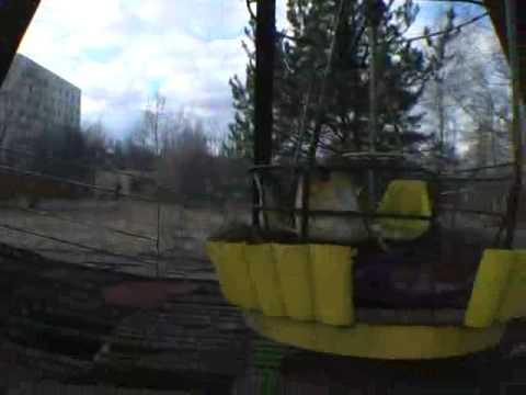 Chernobyl Journal: Central Buildings & Amusement Park
