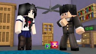 Minecraft: YANDERE - ELA QUER ME MATAR! ‹ Minecraft Machinima ›