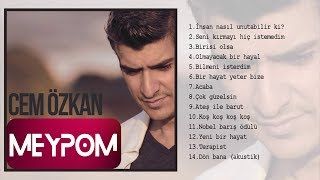 Cem Özkan - Seni Kırmayı Hiç İstemedim (Official Audio)