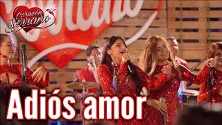 Corazón Serrano - Adiós Amor | En Vivo en Piura
