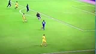 Ousmane Dembele Tor gegen Manchester United