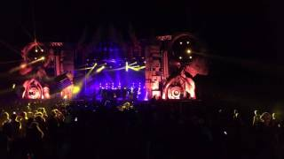Live at Electric Forest 2016 new  Flosstradamus feat. Post Malone - Came Up
