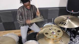 Morgan Simpson   Human - Rag'n'Bone Man (Drum Cover)