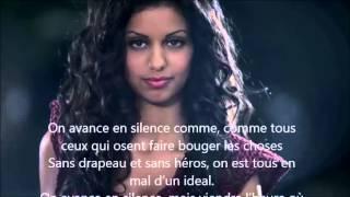 Tal - On Avance Paroles/Lyrics en francais