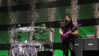 Dream Theater - Pull Me Under solo + ending - 4K - Live in Paris 2017-02-12