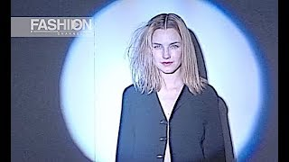 VITO ADDADI Fall 1999 2000 Milan - Fashion Channel