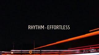 Effortless - English angry rap song by Indian Rapper Rhyth M rhythm New rap song 2018 