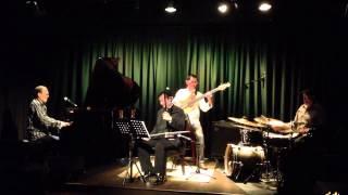 With David Gomes Trio @ Theatre Lounge Cafe, Kuala Lumpur