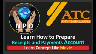 Receipts & Payments Account NPO