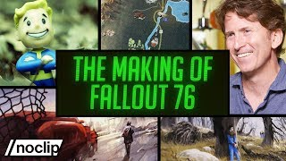 Fallout 76 Based on Fallout 4 Multiplayer Plans