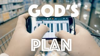 God's Plan - Drake (iPhone Cover)