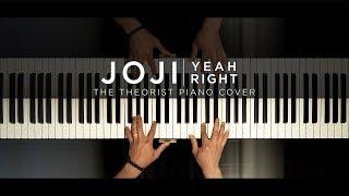 Joji - Yeah Right   The Theorist Piano Cover