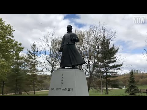 Hidden Toronto: Sun Yat-sen Statue
