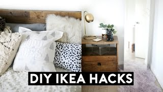 DIY IKEA HACKS | DIY Room Decor 2017! Easy & Cheap!