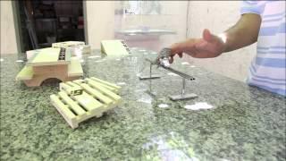 Inove Fingerboards - Montando seu Fingerboard (Mini Skate, Skate de Dedo)