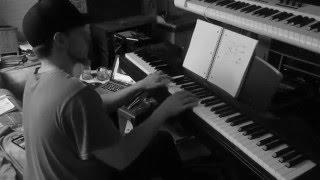 J Cole Wet Dreamz Piano Cover