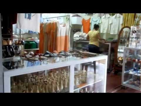 Masaya's Crafts Market, Nicaragua