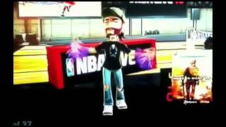 Xbox Live avatar mosh!  90's Florida style
