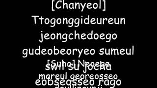 Exo Heart Attack Lyric Korean Version