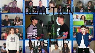 Bruno Mars - 24K Magic (SING OFF vs. Alex Aiono) Reaction Mashup