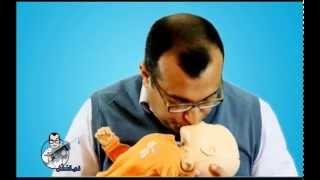 في العضل | ماذا تفعل لو توقف قلب الطفل؟ انعاش القلب في حديثي الولادة