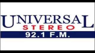 LA NOCHE QUEDO ATRAS [UNIVERSAL STEREO 92.1FM]