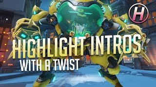 [Overwatch] Highlight Intros...With a Twist