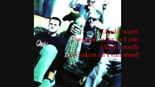 Race Against Myself (lyrics) - The Offspring