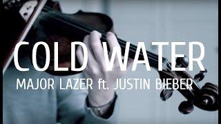 Cold Water - Major Lazer (feat. Justin Bieber & MØ) | Violin cover by Ada Furmaniak