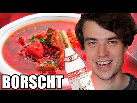 Cyka Cooking - Slav Borscht Tutorial