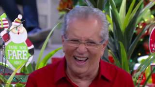 Carlos Alberto rindo ao som de Johnny Cash - Hurt